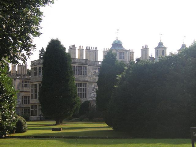 イギリスの荘園風景